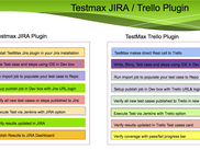 Testmax JIRA /Trello Integration