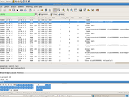 Wireshark signalling trace