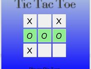 2 Player Tic-Tac-Toe