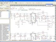 Main schematics page example