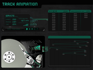 Track Animation's User Interface