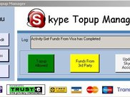 Sample Application: TransIT E-Topup Facility for Skype