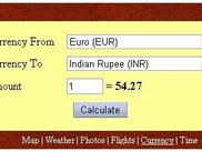 Currency converter with live updates