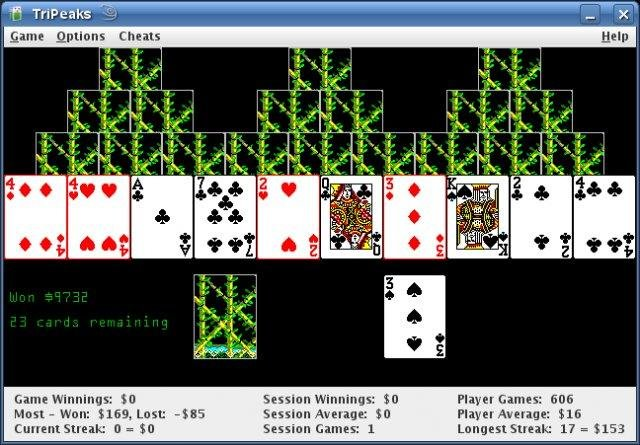 tri peaks solitaire download windows 7