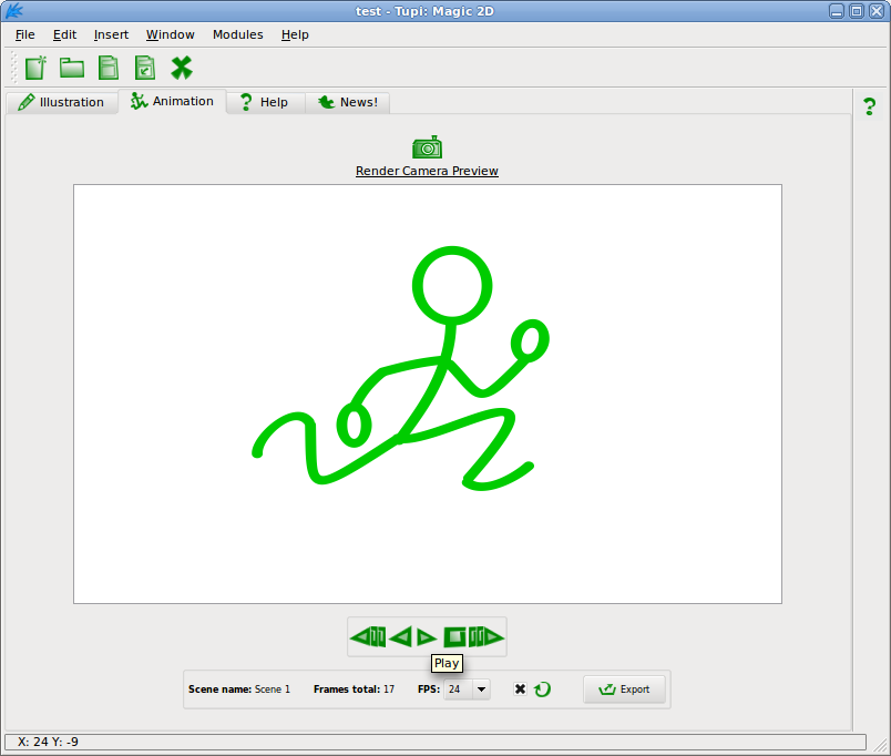 how to download tupi 2d animation for windows