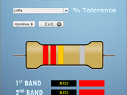 Resistor Values to Color Bands