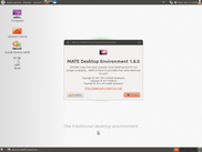 Ubuntu MATE 12.04 (1.0): About MATE