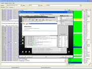 Unizone with integrated image viewer window open