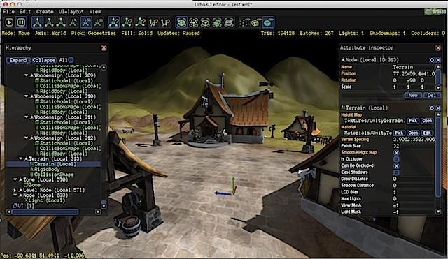 How to write game engine opengl
