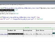 view pages can be edited by Dreamweaver