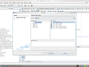 various templates for NetBeans