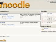 VL4Moodle in normal mode