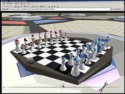 A multiuser game: chess at GameSpace