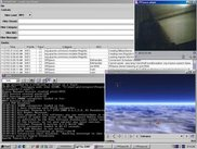 Log viewer, console, video/audio/3D streaming
