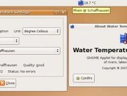 Water Temperature Applet 0.2.0