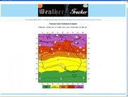 UV radiation - Weather Tracker(win)