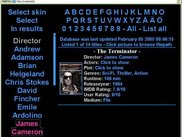 Skin TV-Track - Listing movies by Director...