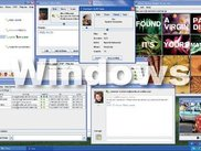 Windows (XP) desktop with wija