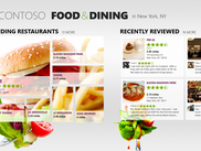 Food and dining hub