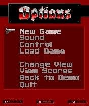 Wolfenstein 3D menu
