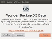 About on Ubuntu 10.10