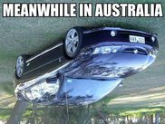 Meanwhile in Australia...