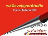 wxDeveloperStudio Splash Screen