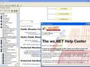 wx.NET utilities: The HelpViewer