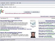 Lobo rendering of Google News (0.98)