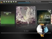 Xemeiah Media Player 0.5.3 : Album Coverflow using MooFlow