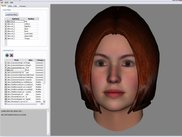 XfaceEd v0.96: Meshes View