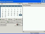 Agenda de Compromissos - Windows XP