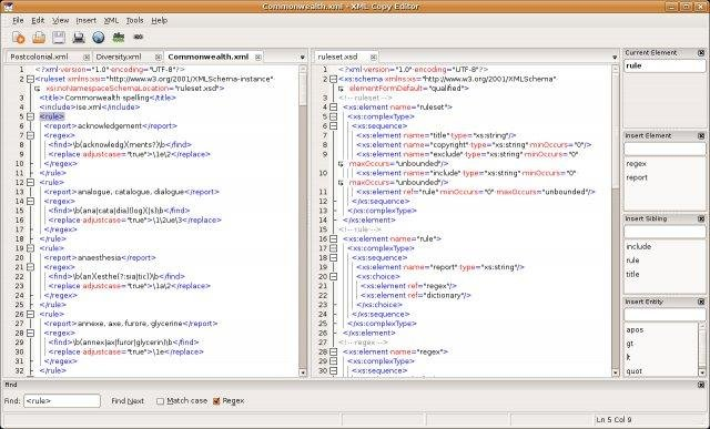 Xml copy editor скачать на русском - фото 3