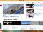 YouTube Click for Windows
