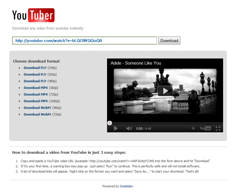 Youtube Downloader Download - newhairstylesformen2014.com