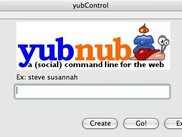 Main yubController Window.