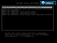 Zamunda.SE OS GRUB Boot Loader screenshot
