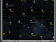 Galaxy Map Screen