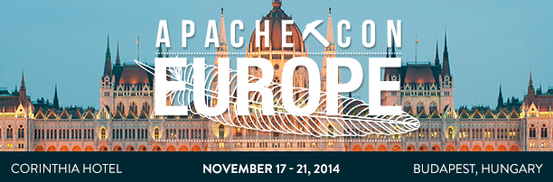 Find out more about ApacheCon 2014
