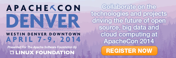 Find out more about ApacheCon North America 2014