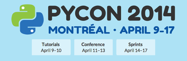 Find out more about PyCon
