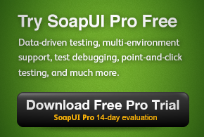 Download SoapUI Pro Trial