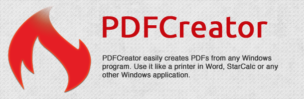 Find out more about PDFCreator