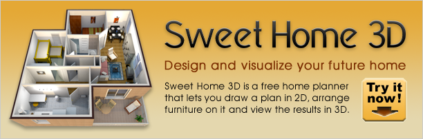 Download free open source software Sweet home 3d download