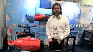 Drones Underwater, Drones on Wheels (Video)