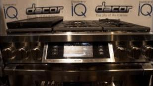 Dacor's Android oven turns up the heat with voice activation
