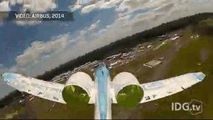 Electric Airplane Takes Off