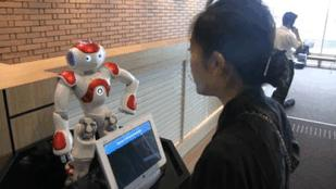 Robot Hotel Opens In Japan