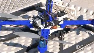 US Navy Is Testing 3D-printed Drones