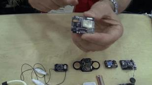 WearDuino Uses Arduinos to Make Wearable Medical Sensors (Video)